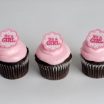 It's a Girl! Cupcakes