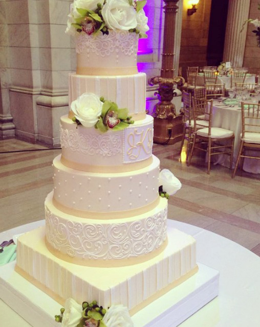 Signature Wedding Cakes | White Flower Cake Shoppe