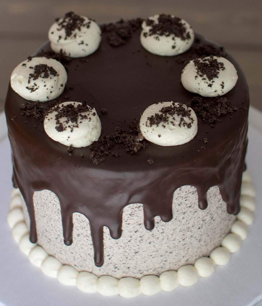 Celebration Cookies and Creme