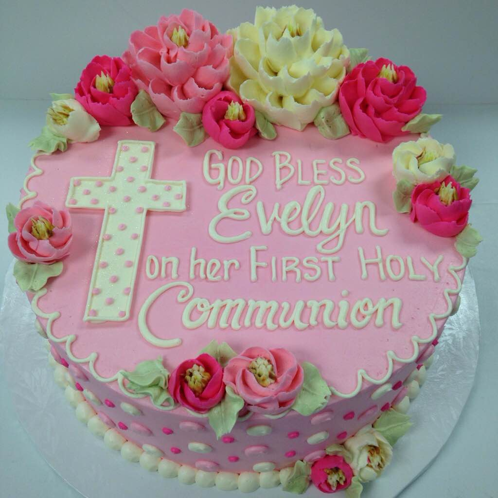 Classic Evelyn's Communion