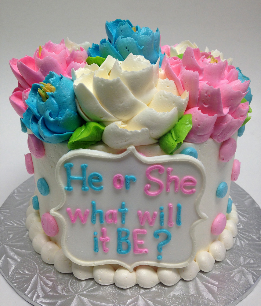 Classic He or She? Gender Reveal