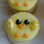 Baby Chick Cupcakes