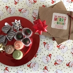 Merry And Bright Mini Sweets Box