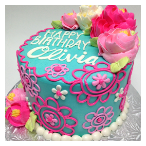 Gallery white flower cake shoppe classic cakes classic cakes mightylinksfo Image collections