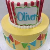 Signature Olivers 2 Tier