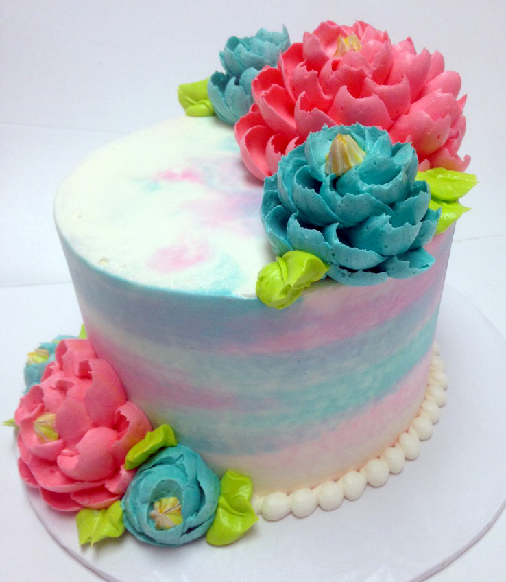 Simply Sweet Collection White Flower Cake Shoppe
