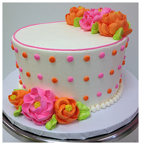 White Flower Cake Shoppe cupcakes cakes Decorating Classes in