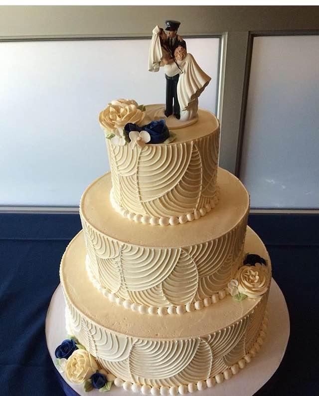 Classic Wedding Cakes Old Version White Flower Cake Shoppe