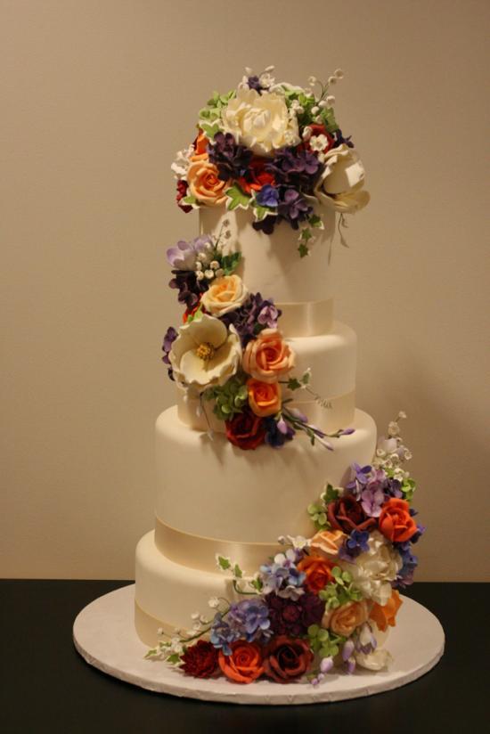 fondant wedding cake gallery  u2013 white flower cake shoppe