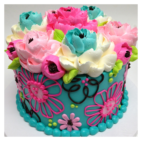 Landing white flower cake shoppe mightylinksfo