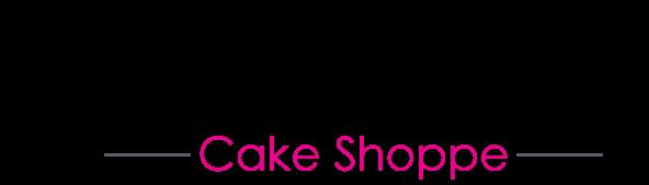 White Flower Cake Shoppe Logo